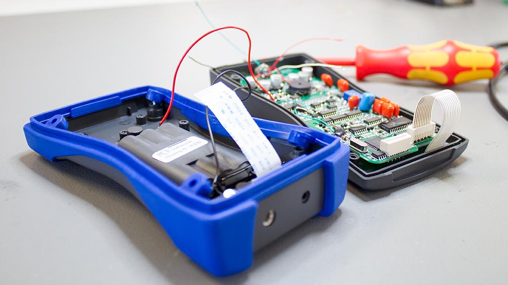 In der Produktion von PCE Instruments
