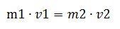 Formel Massenverschiebung Massenberechnung